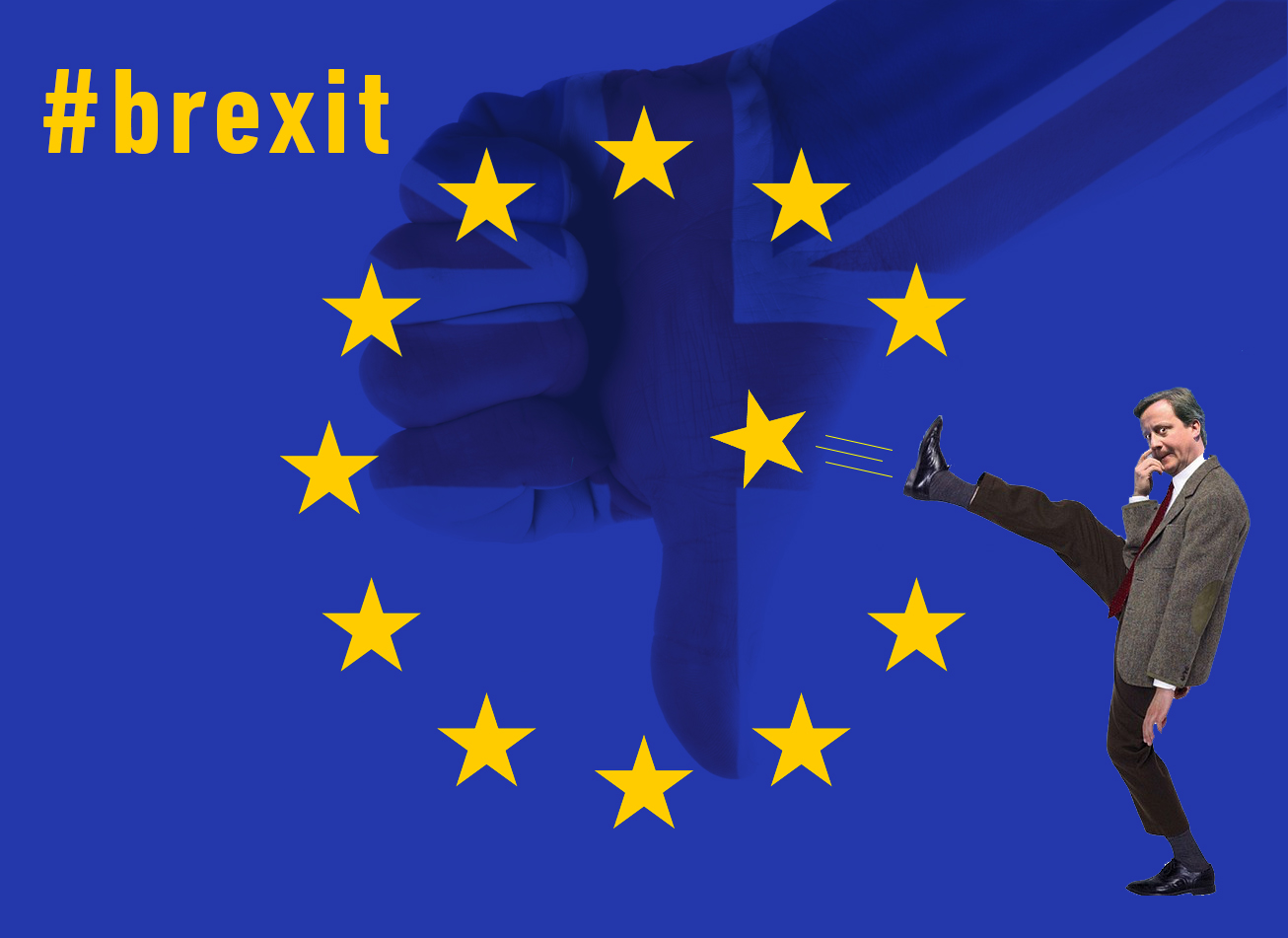 Brexit-daumen